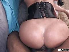 Stunning Big Booty Latina Lesbian Threeway. Becca Diamond, Vanessa Luna