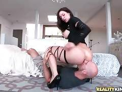 Gorgeous Mature Brunette Starves For Cock 2
