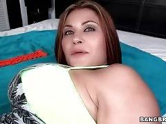 Sexy Carmen Ross Demonstrates Her Meaty Booty 2