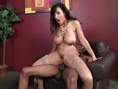 Horny Isiah Bangs Hot Curvaceous Milf Lisa Ann 2