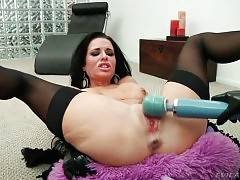 Gorgeous Slut Has Fun With Sex Toys 2