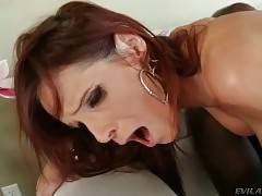 Hot Shaped Milf Gets Assfucked By Black Guy 1