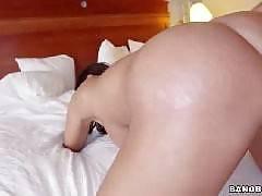 Hot Latina bounces her big ass on dick. Alexa Pierce